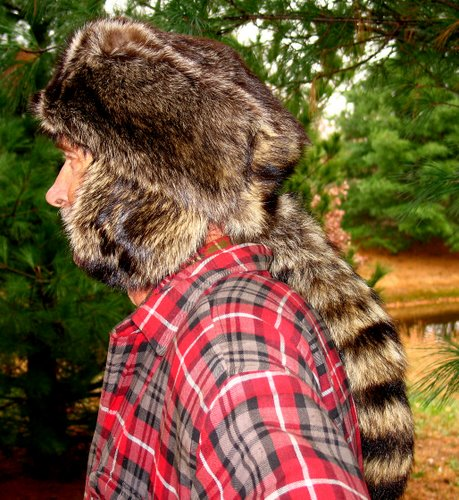 Coonskin Hat: Skin Hats - High-Quality Coonskin Caps