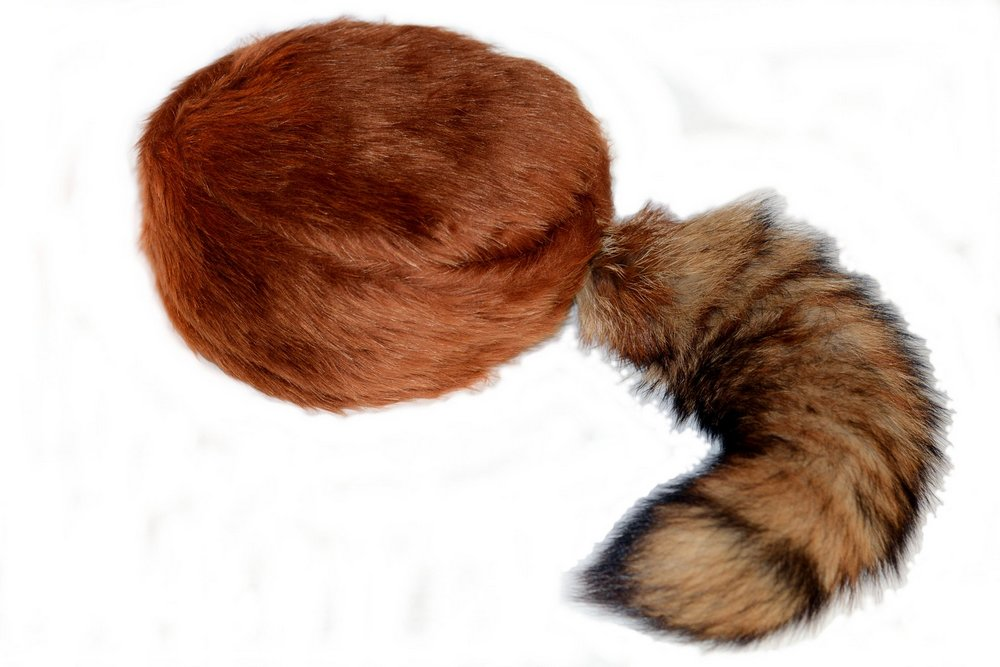 75a07299273 Crockett Coonskin Caps  The Finest Quality Fur Hats   Products Online!